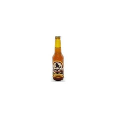 CERVEZA LLUNA BRUNA(TOSTADA) botella 33cl, CERVEZAS LLUNA