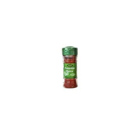 Pimenton dulce- Herbes del molí- bote 38gr