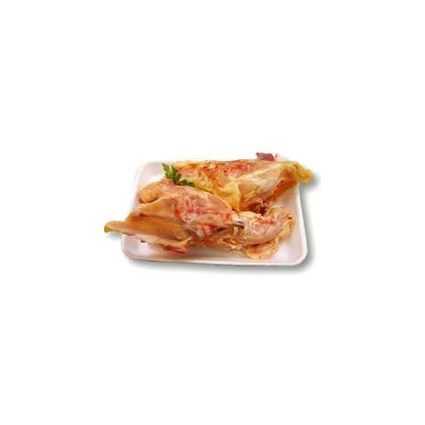 Carcasas de pollo