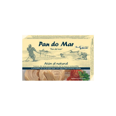 Atún al natural- PANDOMAR- 120 gr