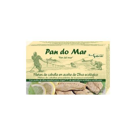 Filetes de caballa en aceite de oliva