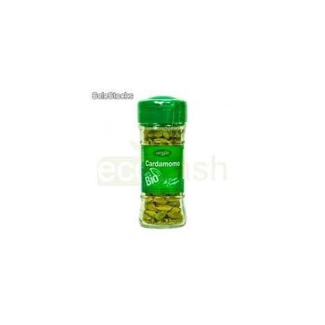 Cardamomo- especia - Herbes del Molí- bote 35 gr