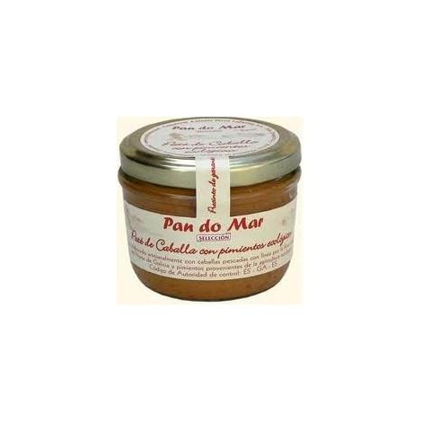 Pate de mejillones - Pandomar - 125 gr