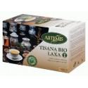 Tisana ecológica Laxa-T, 20 saquitos
