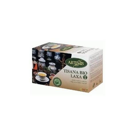 Tisana Laxa -T -Herbes del Molí- 20 saquitos