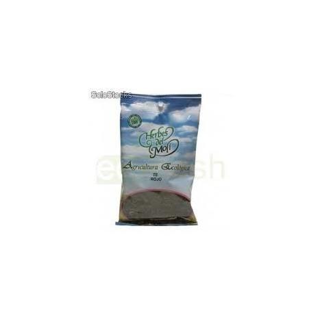Té rojo Pu erh -Herbes del Molí- 70 gr