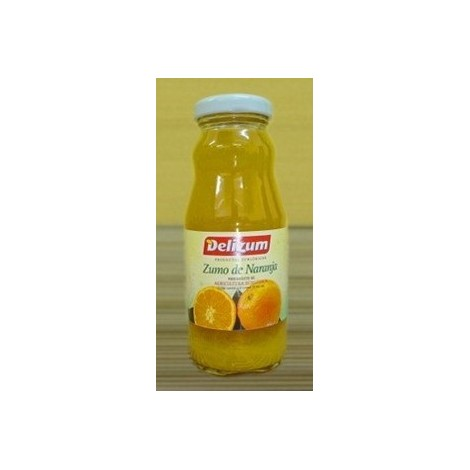 Zumito naranja -Delizum- 200 cl