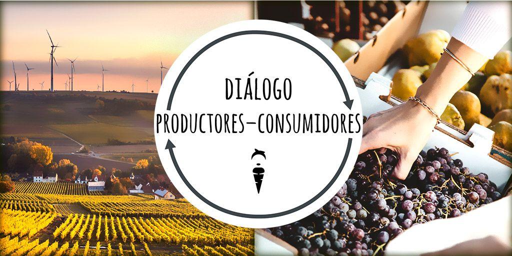 dialogo productores agricultores consumidores
