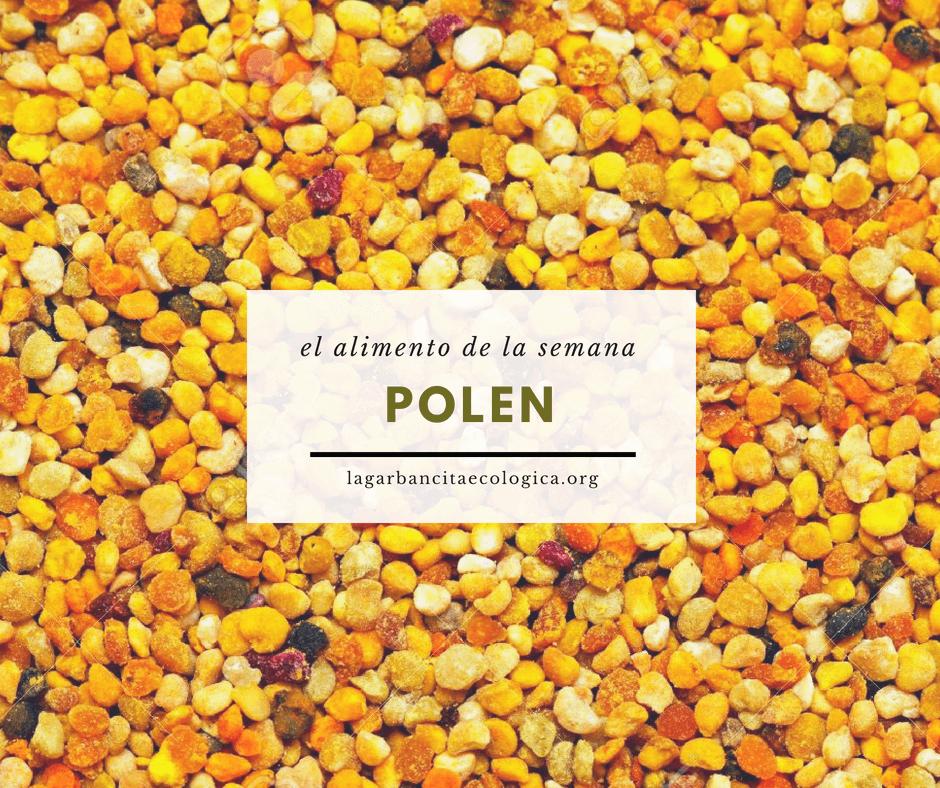 tabla nutricional polen