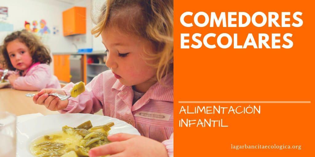 Comedores escolares agroecológicos: la experiencia del CEIP Gómez ...